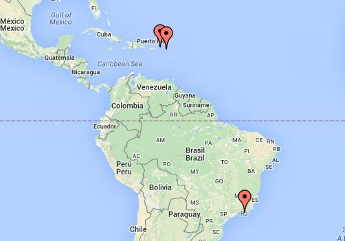 Brazil Boat Test